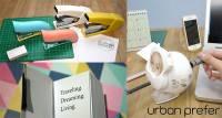 【生活玩物】迎接新的一年,桌上擺個新文具讓上班更有趣~Urban Prefer文具系列