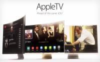 """超炫""""Apple iTV""""設計: 彎曲闊螢幕 iOS 7電視系統"""