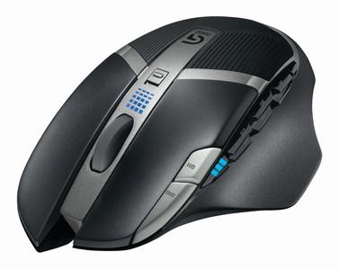 羅技超持久電力 G602 無線遊戲滑鼠 讓您馳騁戰場更帶勁