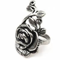 A+ accessories 薔薇騎士-中世紀復古款戒指