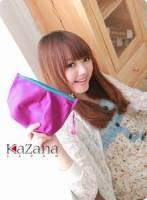 【紫 + 隨機】帆布萬用包二入組