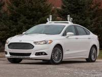 [科技新報]福特推出光雷達自動駕駛原型車