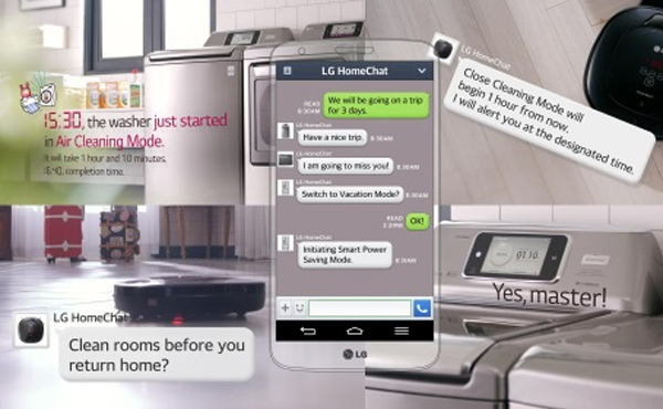 LINE不只用來聊天: 新功能讓你遙控家中電器