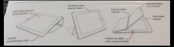 Targus flipview case 打字觀賞都方便的 iPad Air 保護殼