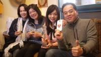 三顆美麗芳心帶你體驗友善台北好餐廳