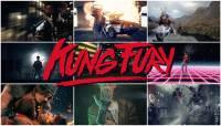 Kung Fury ,一齣利用 CG 向 80 年代致敬的小成本集資電影
