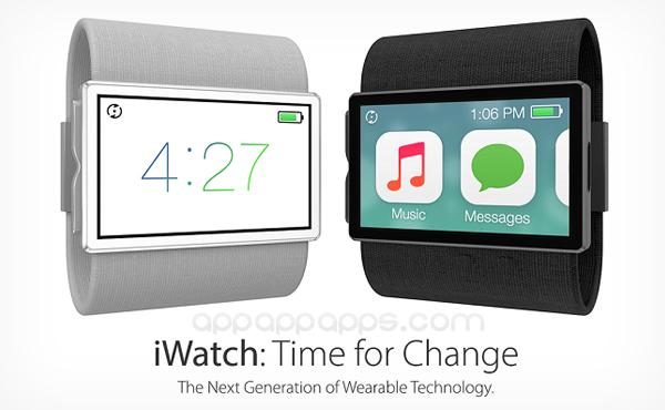 懷疑iWatch首次流出: 推斷Apple智能手錶是怎樣?
