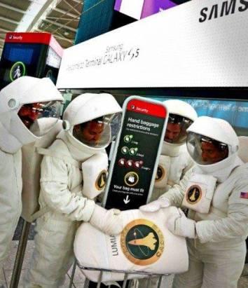 Nokia 反諷 Samsung 宣傳:你們根本未去過銀河!