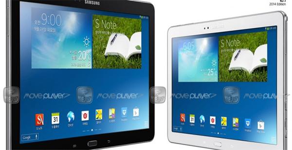 """Samsung將推新Note系列: """"Note Pro""""兩個不同尺寸, 規格曝光"""