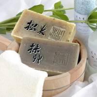 《阿原肥皂》抹草皂+松木皂