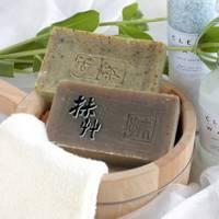 《阿原肥皂》抹草皂+苦茶皂