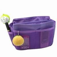 《任選組合》隨身中版包中袋 紫