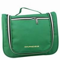 《iSFun》旅行專用*大容量盥洗包-綠