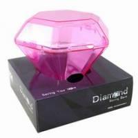 《炫粉鑽石》創意存錢置物罐