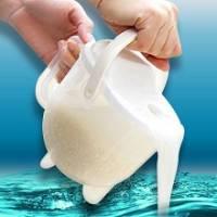 對流式便利洗米器~冬天洗米不再冷冰冰