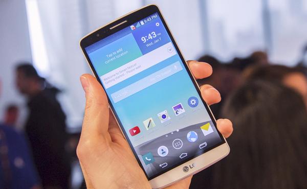 超高清QHD手機螢幕是必備還是噱頭? LG G3 實機初試比較 [影片庫]