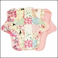 一般型日用布衛生棉 28cm量多 5件組