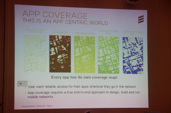 Ericsson 分享網路服務趨勢,基於網路管理的數據服務成為重點
