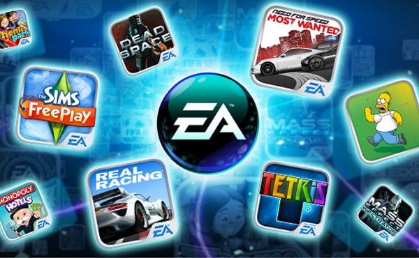 聖誕Apps大減價展開: 這些 EA 遊戲減至最低價