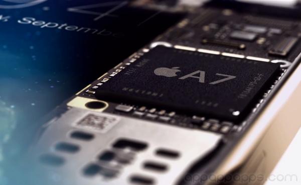 iPhone 6 配備的 A8 處理器: 新科技一次跳兩代?