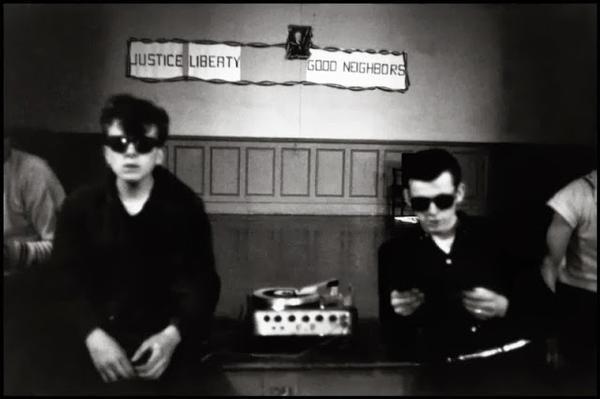 拍攝1959年紐約街頭的小太保