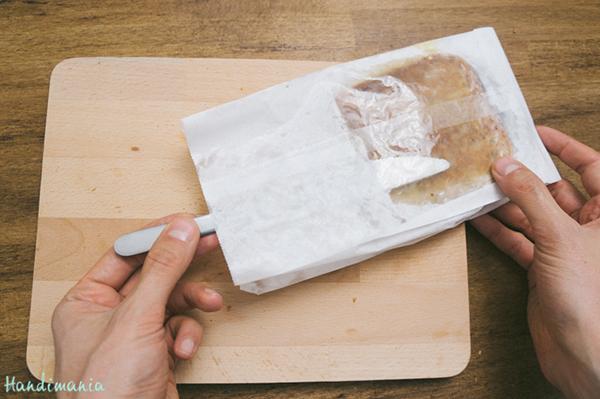 【DIY OK】用熨斗!?就能自己做出美味烤土司