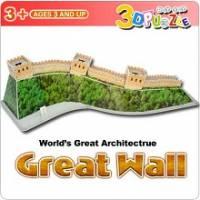 3D立體拼圖之-世界好好玩-長城