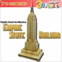 3D立體拼圖之<世界好好玩> 美國~帝國大廈