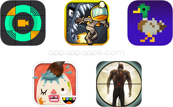 [28/5] iPhone / iPad 限時免費及減價 Apps 精選推介
