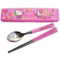 Hello Kitty 環保餐具組KS-8036