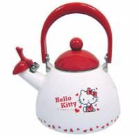 Hello Kitty琺瑯琴音壺KT-1500
