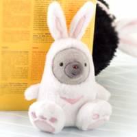 小DUMA裝兔子