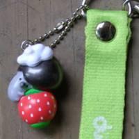 漂浮DUMA吊飾 草莓系
