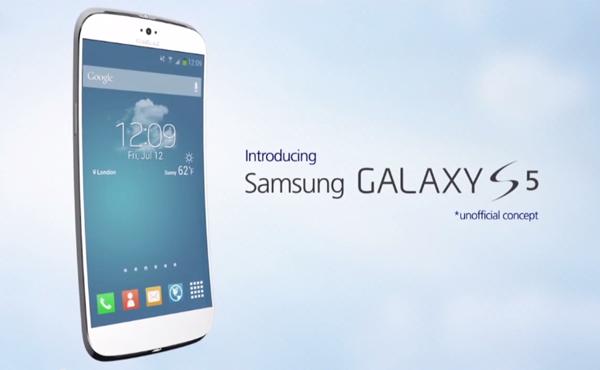 """Galaxy S5或將配備""""QHD""""超高密度螢幕, 還會掃瞄你眼睛"""