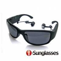 【i-SunGlasses】立體聲雙耳藍芽數位眼鏡2支8折