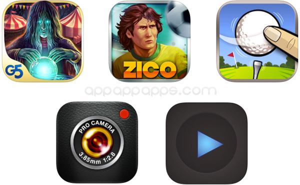 [17/12] iPhone / iPad 限時免費及減價 Apps 精選推介