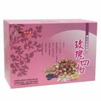 華陀玫瑰四物養生茶 18包 盒