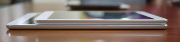 iPad mini 二代台灣版開箱並和 iPad mini 一代以及 iPad Air 比較