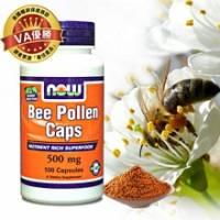 《NOW》天然花粉 100顆 瓶