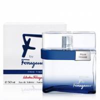 F by Ferragamo 非凡之旅男性淡香水 50ml