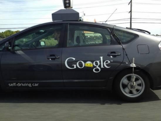 Google大推無人車,其中有何玄機?