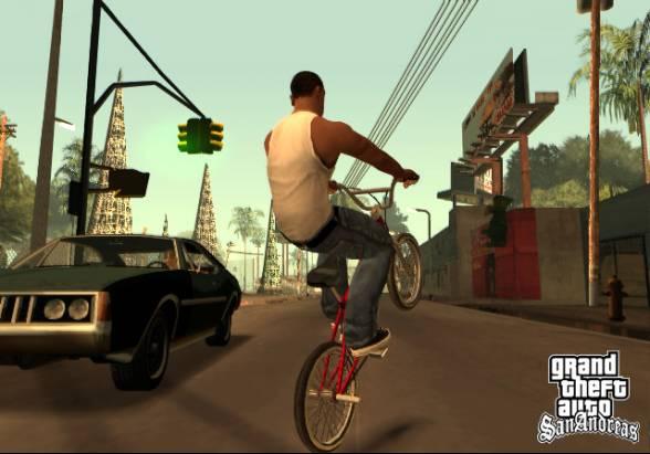 """經典最好玩GTA: """"GTA: San Andreas""""流動版正式推出"""