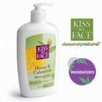 【Kiss My Face】天然蜂蜜金盞潤膚露 大