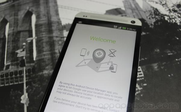 [新App推介]Android機防盜必備: Google新推官方App尋找遺失裝置