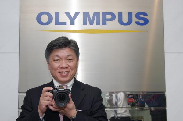 Olympus 小川治男社長專訪:以自豪的光學技術為根,未來將專注於 OM-D 與 Pen 發展