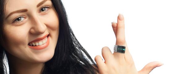 """比智能手錶更型格? 智能戒指""""Smarty Ring""""即將推出 [影片]"""
