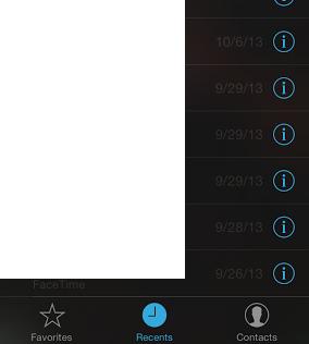 iOS 7界面設計問題多? 這裡一一找出來