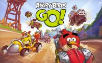 "Angry Birds玩轉賽車: 類Mario Kart遊戲""Angry Birds Go "" [影片]"