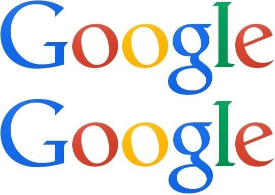 聽說 Google 改 Logo 了...(揉眼睛)