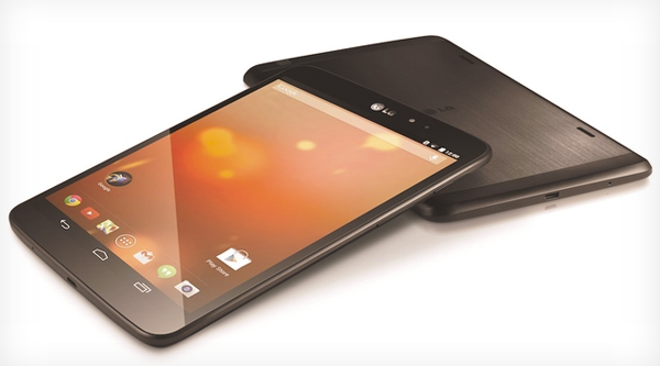 Sony, LG都有原生機: Z Ultra, G Pad新推Google版本